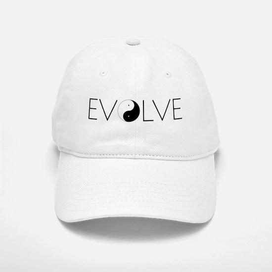 Evolve Balance Baseball Baseball Cap