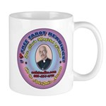 Rev. Eliot/ask1radio Mugs