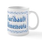 Faribault Minnesnowta Mug