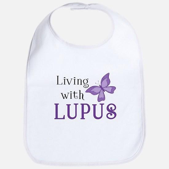 Living with Lupus Bib