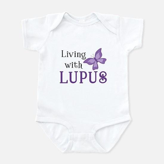Living with Lupus Infant Bodysuit