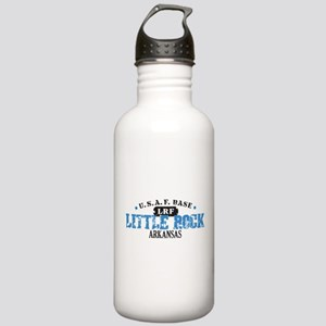 Little Rock Air Force Base Stainless Water Bottle