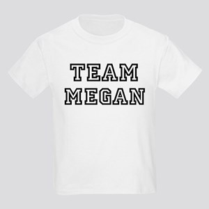 Team Megan Kids T-Shirt