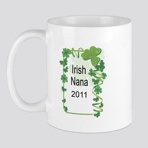 IRISH NANA 2011 LEFTY Mug
