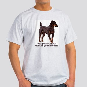Jagdterrier Excuse Ash Grey T-Shirt