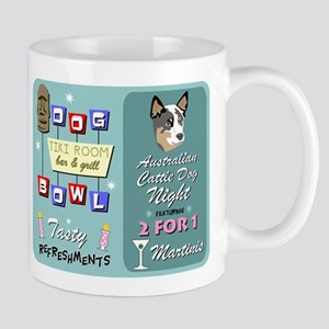 Australian Cattle Dog Bowling Coffee Mug