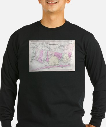 Vintage Brookhaven and Fire Is Long Sleeve T-Shirt