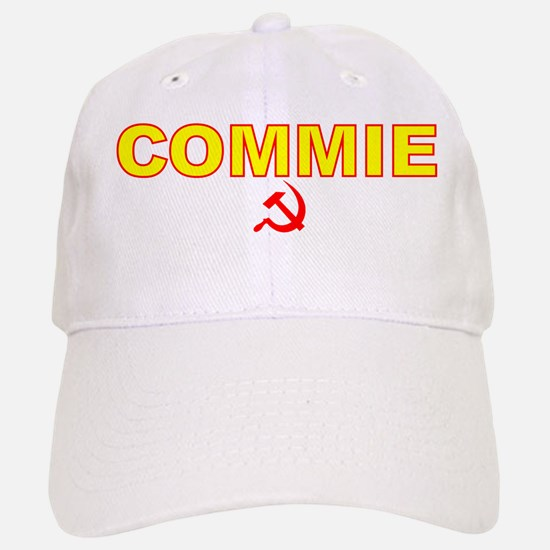 Commie - Sickle Baseball Baseball Cap