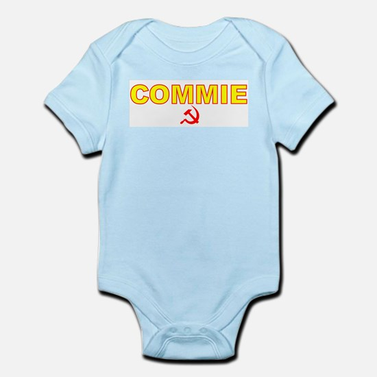Commie - Sickle Infant Creeper