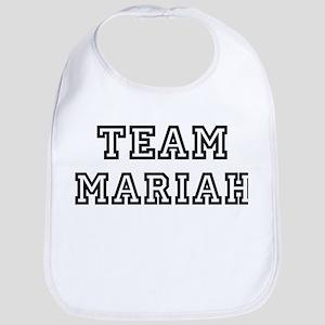 Team Mariah Bib