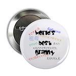 World's Best Granny Button