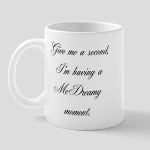 McDreamy Moment Mug