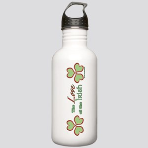 Love of the Irish Stainless Water Bottle 1.0L