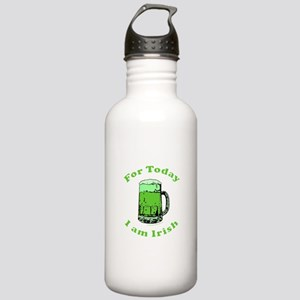 Today I am Irish Stainless Water Bottle 1.0L