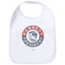 JFK for President Bib