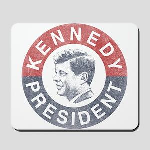 JFK for President Mousepad