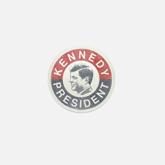 JFK for President Mini Button