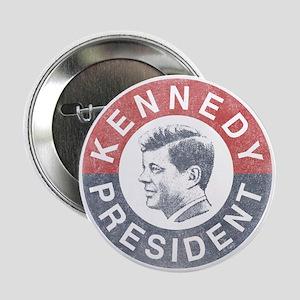 """JFK for President 2.25"""" Button"""