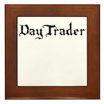 DayTrader Framed Tile