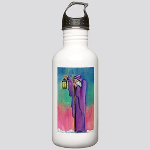 Tarot Hermit Card Stainless Water Bottle 1.0L