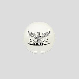 Roman Eagles Mini Button