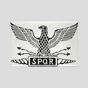 Roman Eagles Rectangle Magnet Magnets