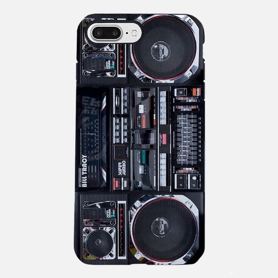 J1 Super Jumbo Boombox Iphone 7 Plus Tough Case
