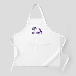 Wear Purple - Daughter Apron