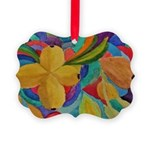 Cosmic Fruit by Florence Mary Picture Ornament