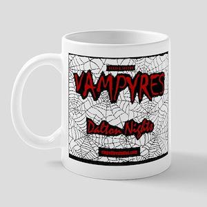VDN Crimson Logo Mug