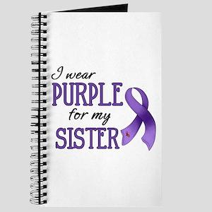 Wear Purple - Sister Journal