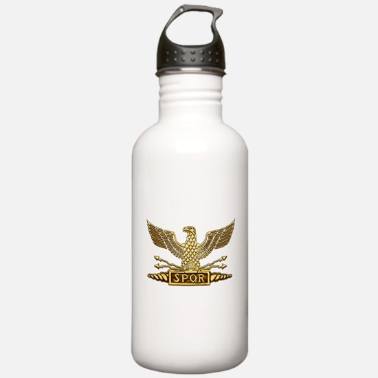 Gold Legion Eagle Water Bottle