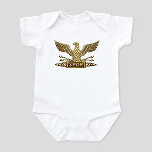 Gold Legion Eagle Infant Bodysuit