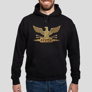 Gold Legion Eagle Hoodie (dark)