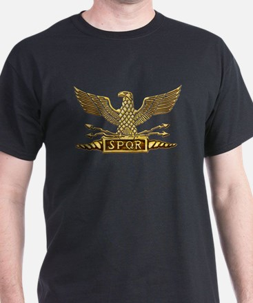 Gold Legion Eagle T-Shirt