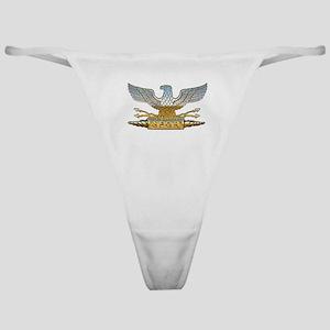 Chrome Roman Eagle Classic Thong