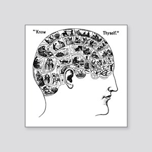 know thyself Sticker