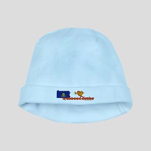 ILY Pennsylvania baby hat