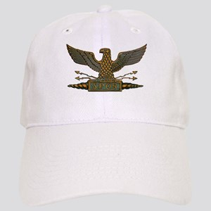Roman Eagle in Copper Cap