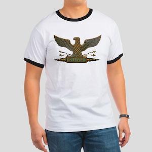 Roman Eagle in Copper Ringer T