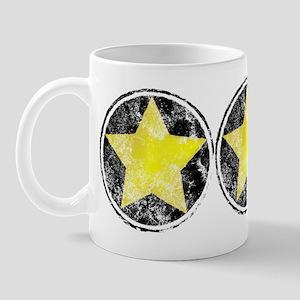 Indie Emo Yellow Star Mug