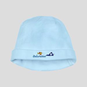 ILY Virginia baby hat