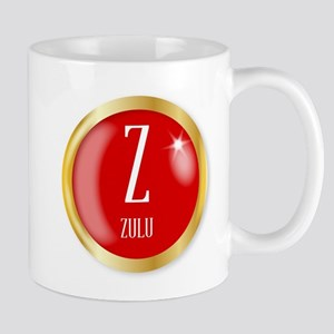 Z For Zulu Mugs