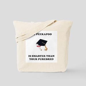 Peekapoo Smarter Tote Bag
