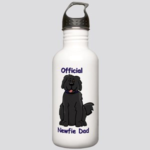Newfie Dad Stainless Water Bottle 1.0L