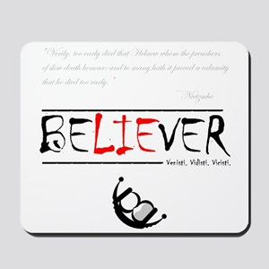 BeLIEver Mousepad