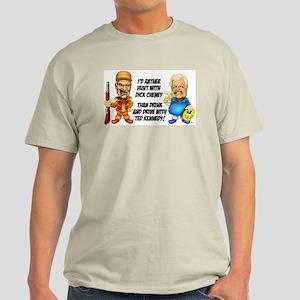 Cheney Hunting Ash Grey T-Shirt