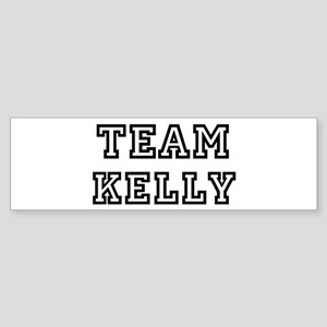 Team Kelly Bumper Sticker