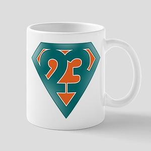 Ronnie Brown Super 23 Color Mug