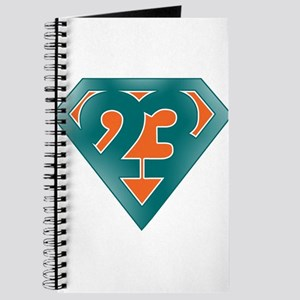 Ronnie Brown Super 23 Color Journal